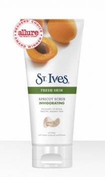 Invigorating Apricot Scrub | Fresh Skin | Facial Products | St Ives