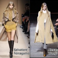 Runway Report: The Camel Coat