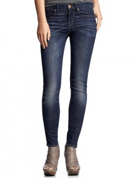 "Gap jeggings. Or, as they call them, ""legging jeans."" Tomato, to-mah-to. Image from Gap.com."