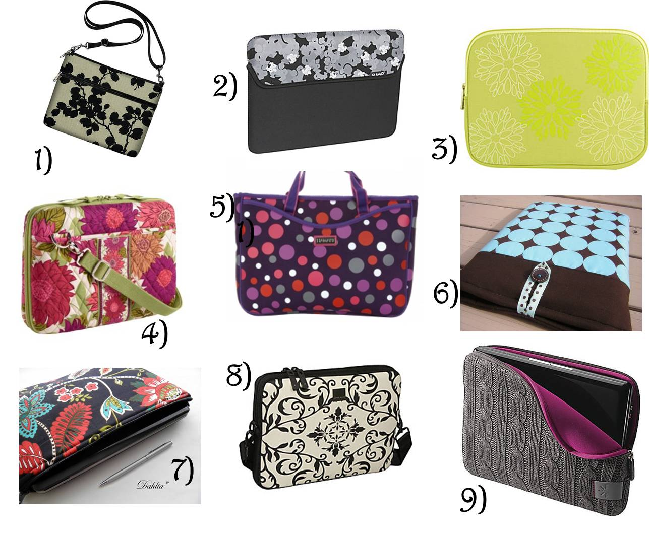 Chic Netbook Cases