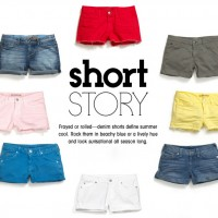 Fashion Friday: Who Wears Short Shorts?