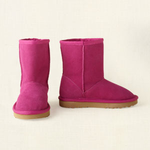 Affordable Shearling Boots from The Children's Place