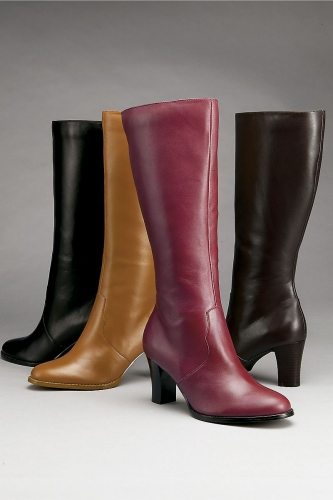 Wide Calf Boots for Women