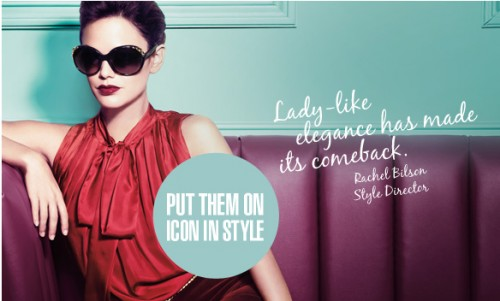 lady chic trend for fall 2011