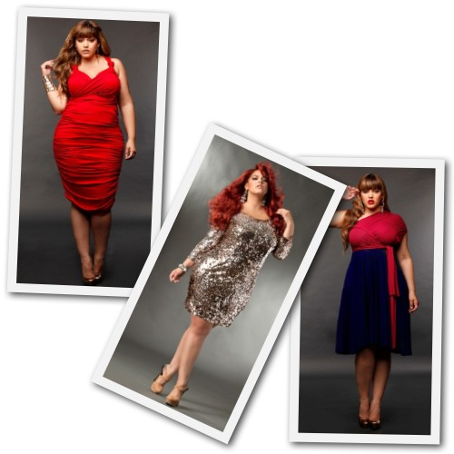 Plus Size Long Holiday Dresses