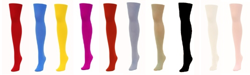 Color Trends for Tights this Fall