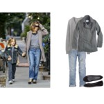 Get the Look: Sarah Jessica Parker's Everyday Mom Style