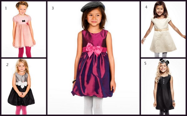 5caad44fbfb5 Affordable Girls Holiday Party Dresses from H&M