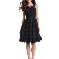 Five Little Black Dresses with Something Extra