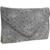 bcbg envelope clutch