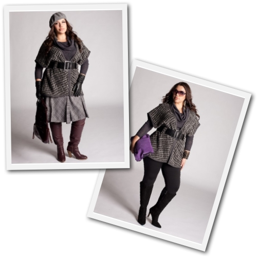 Plus Size Winter Separates
