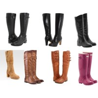 Fashion Friday: Boots, Boots and More Boots!