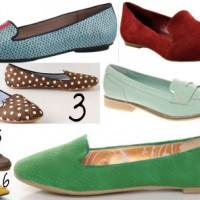 Trend to Try: Loafers