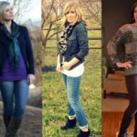 What We Wore : 2.8.12