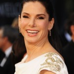 Sandra Bullock is beautiful at the 2012 Academy Awards