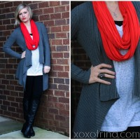 What We Wore :: 2.22.12
