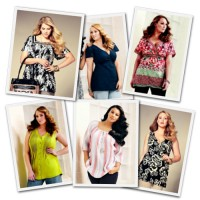 Plus Size Tops from Evans