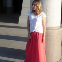 Chic Critique: Maxi Skirt