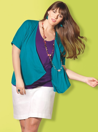 plus size clothing from Reitmans