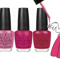 Minnie Mouse X OPI Collection