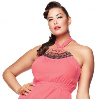 plus size halter top from Addition-Elle