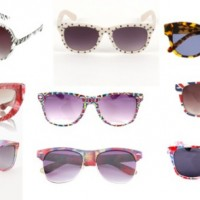 Trend Watch: Printed Sunglasses