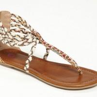 Trend Watch: Flat Sandals