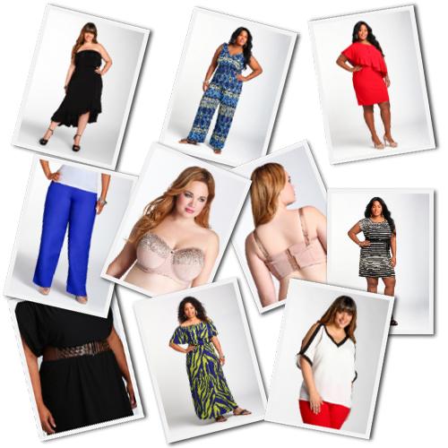 plus size clothing from Ashley Stewart