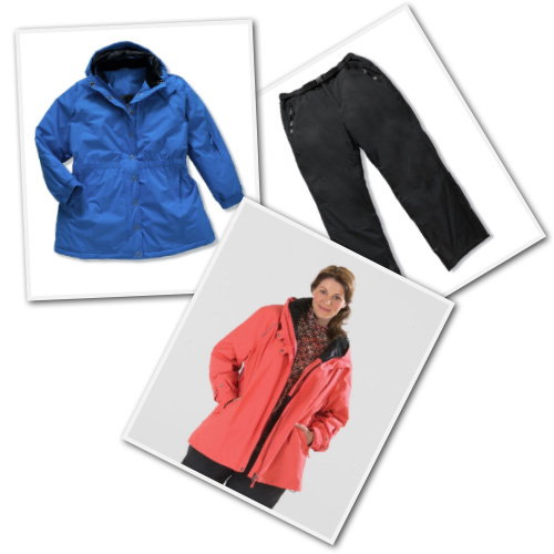 Plus size outerwear from Junonia