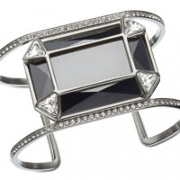 Swarovski Art Deco Segment Bangle