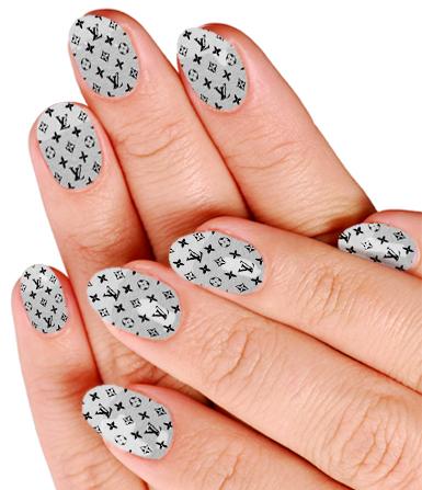 Designer Nails From Pretty Girly Girl