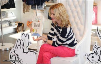 Launch-of-babyGap-s-Peter-Rabbit-Collection