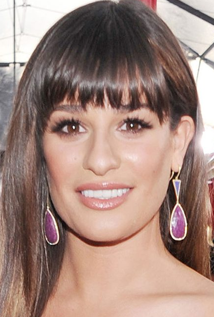 Lea Michele 2013 SAG Awards Statement Earrings