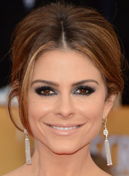 Maria Menounos SAG Awards 2013 Statement Earrings