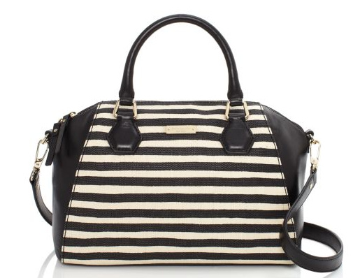 striped pippa bag
