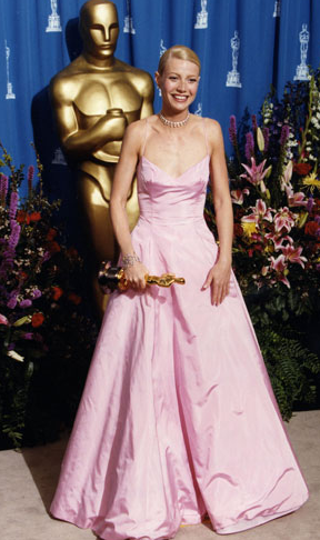 Gwyneth Paltrow Ralph Lauren 1999 Oscars
