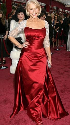 Helen Mirren 2008 Oscars George Chakra