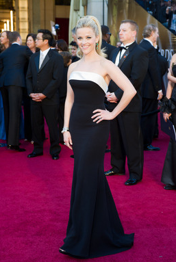Reese Witherspoon 2011 Oscars Armani