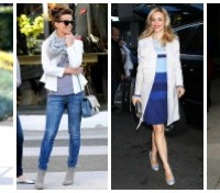 Trend Watch: White Jackets for Spring