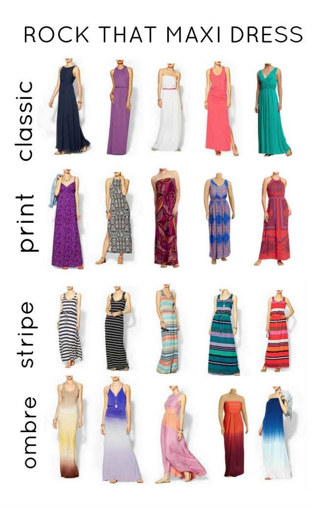 7845834e8a Fashion Friday: Long Live the Maxi Dress