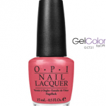OPI Touring America My Address is Hollywood Fall 2011