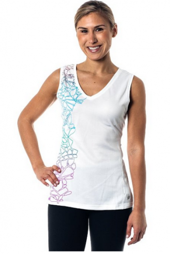 New Balance Women's Performance Tank Top with Lightning Dry Fabric