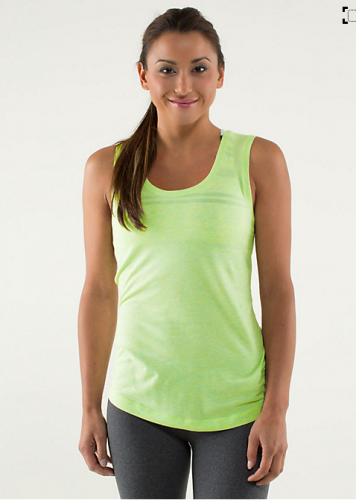 Lululemon Clarity Tank