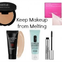 Melt Proof Your Makeup