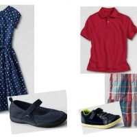 Fashion Friday: Back to School with Lands End