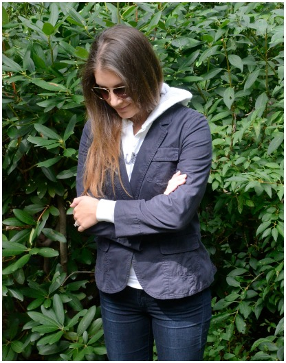 blazer  casual layers