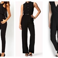 Try a Jumpsuit for Fall