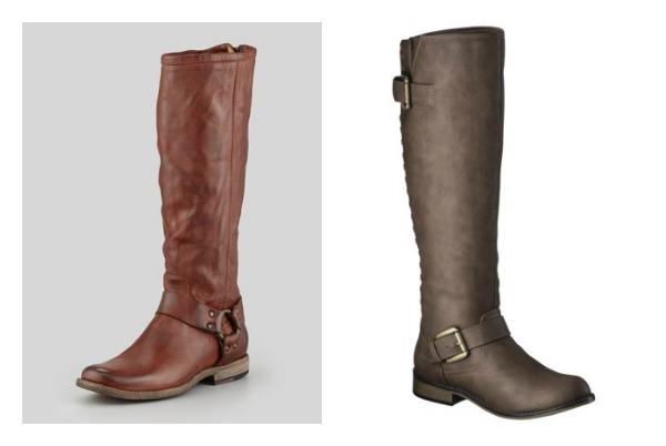 casual boot - steal or splurge