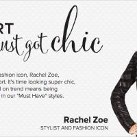 Rachel Zoe for Jockey Underwear