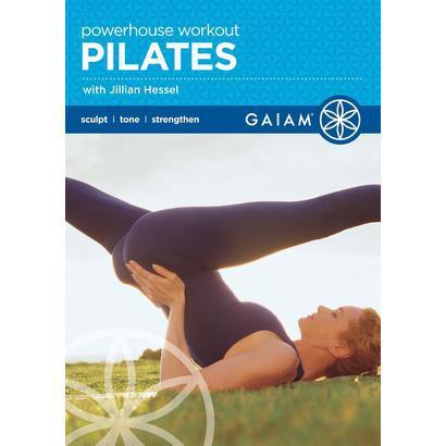 gaiam pilates powerhouse workout dvd
